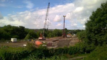 Ely Mill Scheme, Cardiff