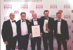 Sisk Supply Chain of the Year - 2019