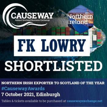 Fk lowry causeway event