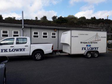 FK Lowry Supports ICE Bridges to Schools