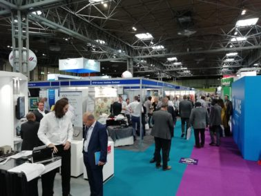 FK Lowry attends the Marine & Coastal Civil Engineering Expo