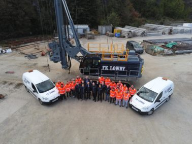 FK Lowry launches newly branded PPE