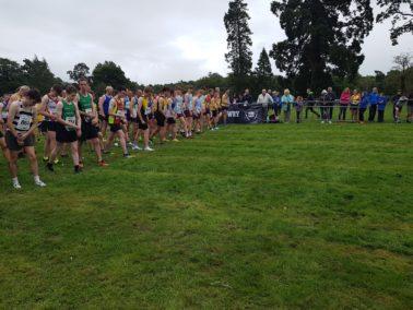 FK Lowry Sponsor First NI Cross-Country Race of the Season