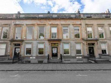 FK Lowry opens new Scottish Office