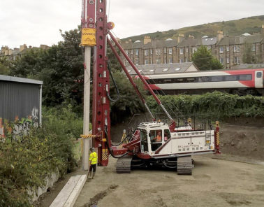FK Lowry strengthen their Piling Fleet