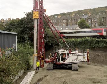 FK Lowry strengthen their Piling Fleet